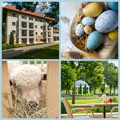 Family Easter at Hotel Arcanum****