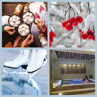 """Let it snow""- Winter holiday at the Hotel Arcanum****"
